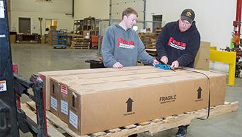 Warehousing, Distribution & Logistics Management