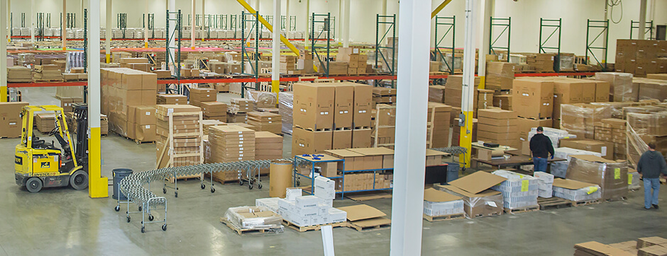 Peosta Warehousing Logistics